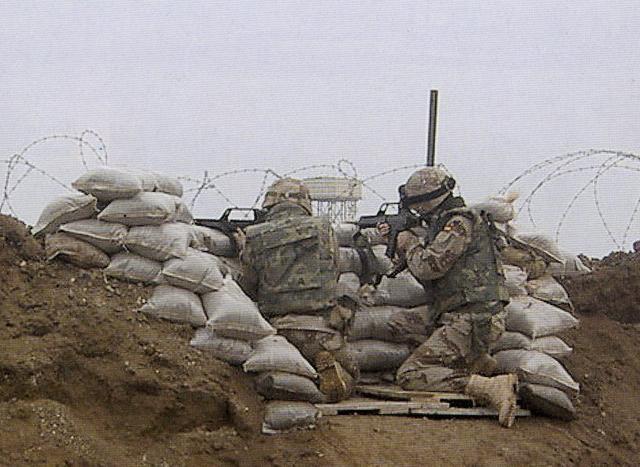 Cmo escribir a nuestras tropas en Irak por correo