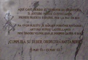 Placa (Copia en Almería)