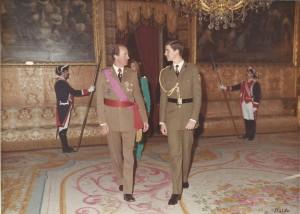Una herencia Real. Una obsesión, España. Una preocupación, España.