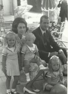 La Reina, un ejemplo a seguir. Los hijos, el futuro, la familia.