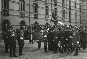 Jura de Bandera en Zaragoza