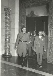 En la Academia Militar de Zaragoza