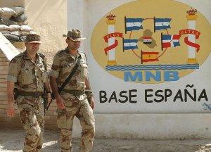 IRAQ SPAIN