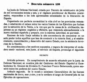 Decreto138 Jefatura Estado