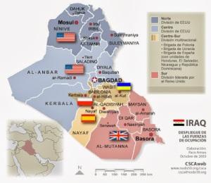 Mapa despliegue