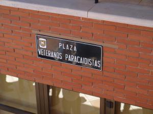 115-Plaza VETERANOS PARACAIDISTAS