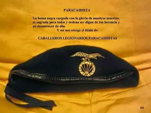 Encuentros De Veteranos Paracaidistas Teniente General