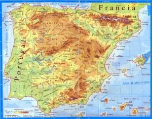 mapa-fisico-de-espac3b1a