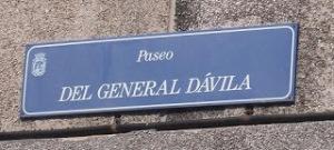 Paseo General Davila