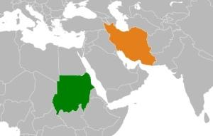 Iran_Sudan_Map
