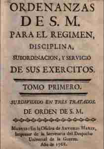 Libro de Ordenanzas