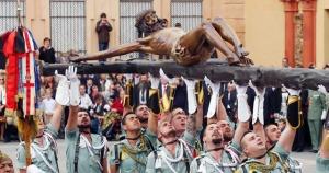 //Andalucia// 21-4-2011 Malaga Traslado del cristo de Mena Fotografo ANTONIO PASTOR