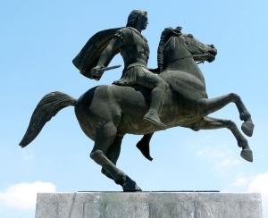 tesalonica-monumento-a-alejandro-magno-que-era-macedonio