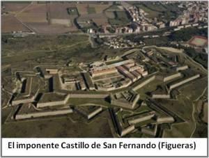 4. Castillo de San Fernando (figueras)