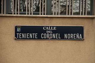 Placa_de_la_calle_Teniente_Coronel_Noreña_(13_de_febrero_de_2016,_Madrid)