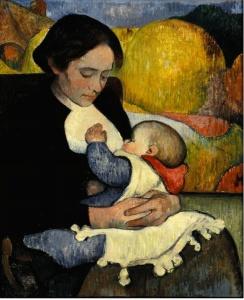 Maternidad - Jacob Meijer de Haas
