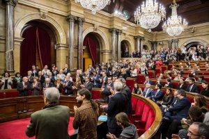 Constitucio del Parlament de Catalunya, Barcelona 26.10.2015 Foto PERE VIRGILI Diari Ara