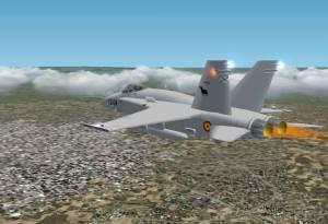 foto-4-f-18-en-pleno-vuelo
