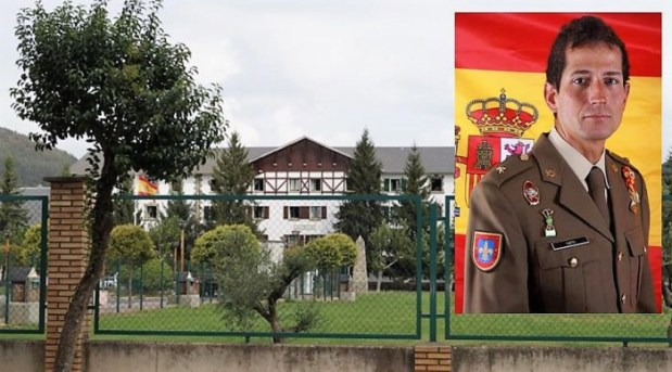 COMANDANTE FERNANDO YARTO NEBREDA, SOLDADO DE MONTAÑA. ¡¡PRESENTE!!  Vicente Díaz de Villegas yHerrería