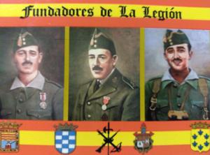 CENTENARIO DE LA LEGIÓN (72-6) DIARIO DE UNA BANDERA. COMANDANTE FRANCO. General de División (R.) Rafael DávilaÁlvarez)